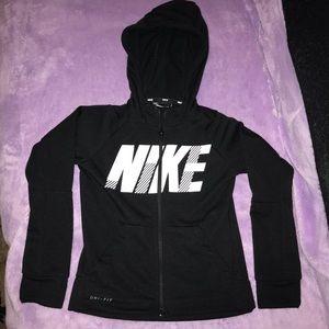 Nike Toddler Boys Zip-up Hoodie Sweater XS 3-4 yrs